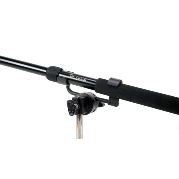 Microphone Travel Boom Pole Kit Lightweight Aluminum