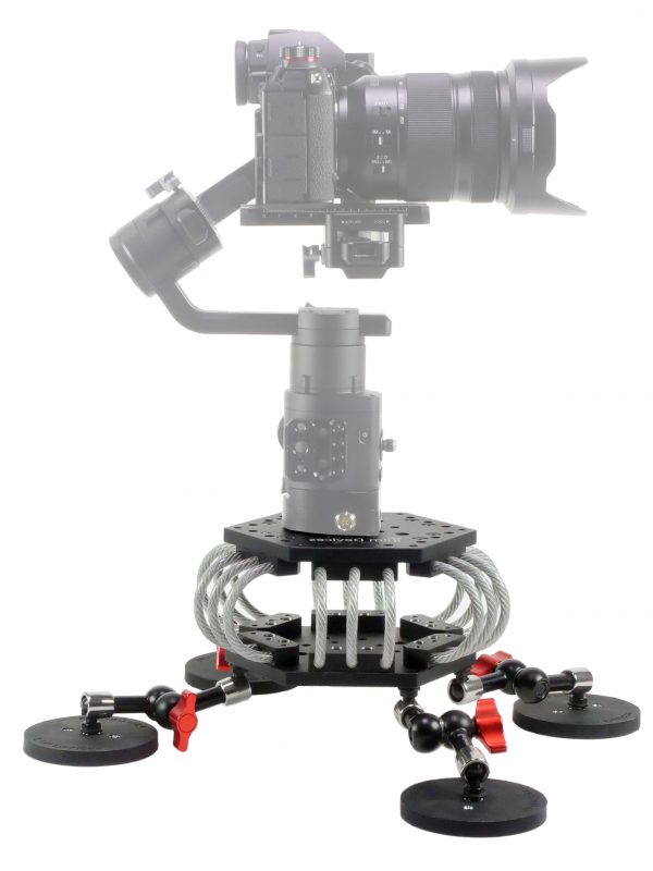 Camera Vibration Isolator