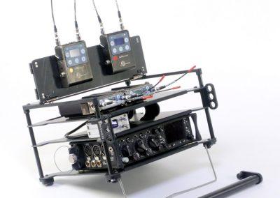 Rack N Bag Location Sound Kit - Medium with Optional Small Power Distro