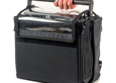 Rack N Bag Location Sound Kit - Small with Carbon Fiber Handle