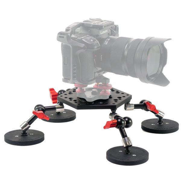 Direct Camera Platform Mount for Vibration Isolator 145 mm