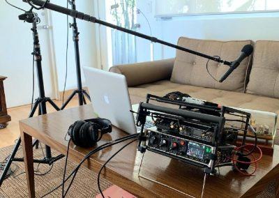 Rack-N-Bag Location Sound Bag for Sound Devices 833 and SL-2 On Location