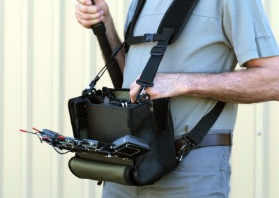 Rack-N-Bag Location Sound Bag with Harness